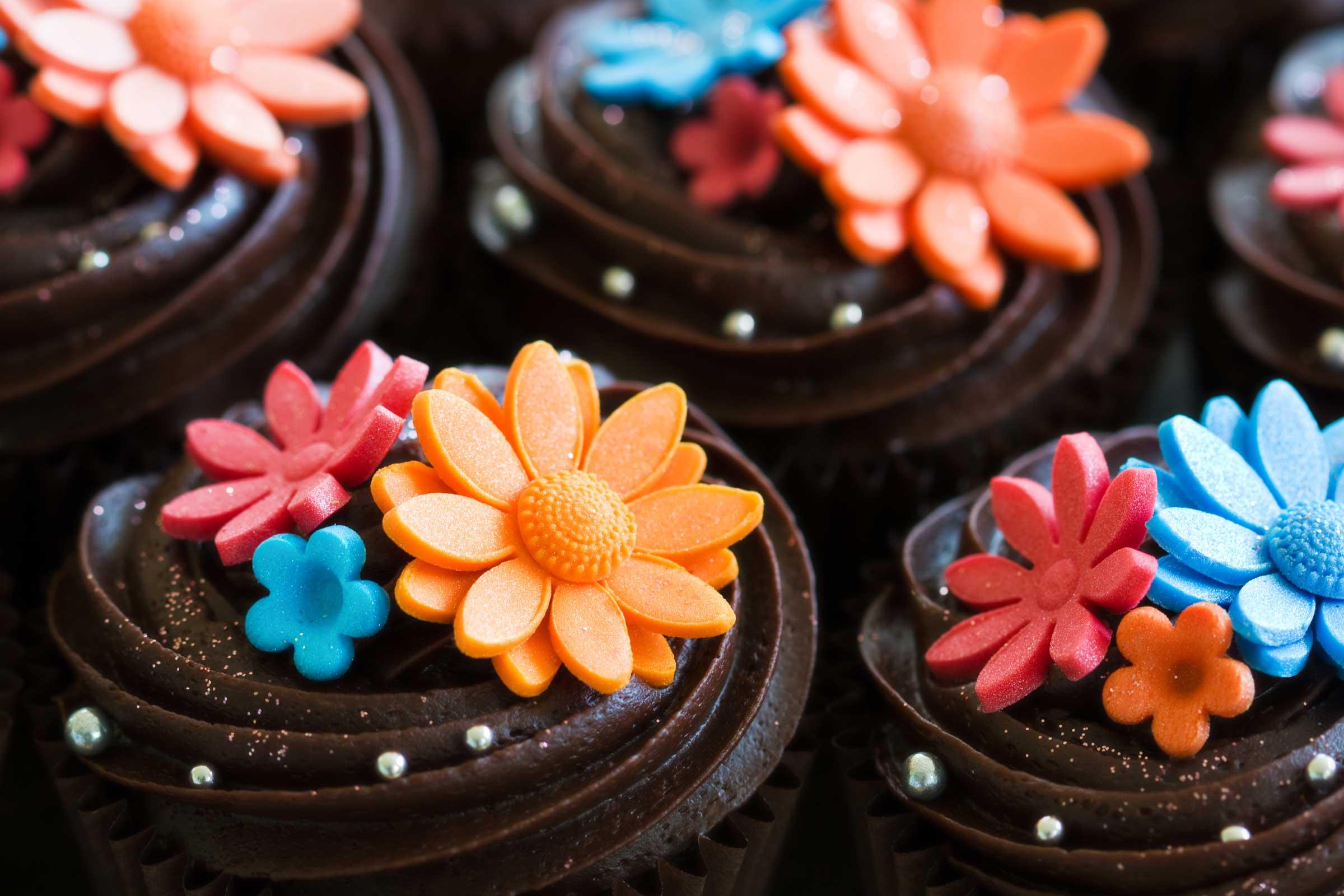 Invermere Bakery - Custom Cupcakess