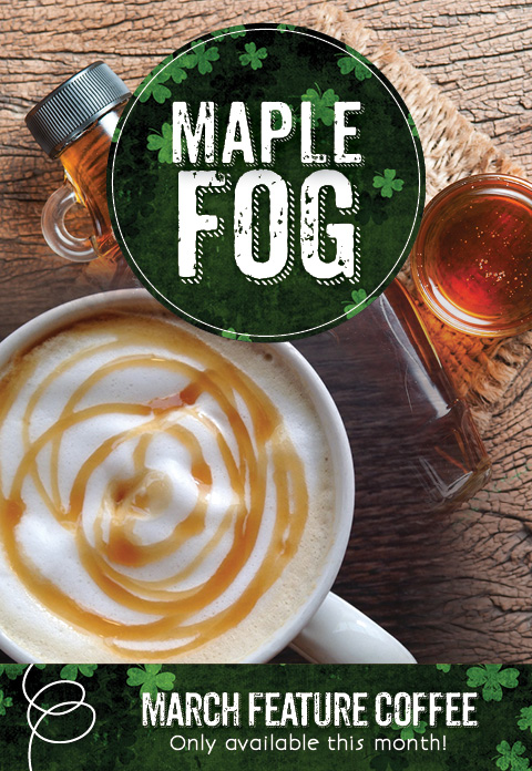 Specialty drink - Maple Fog