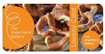 The Invermere Bakery - Loyalty Card
