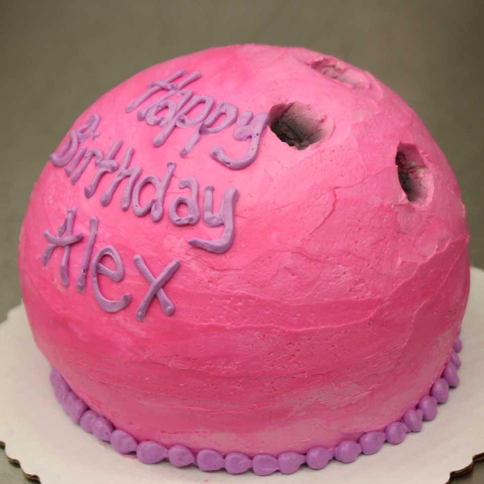 Awe Inspiring Birthday Cakes The Invermere Bakery Personalised Birthday Cards Paralily Jamesorg