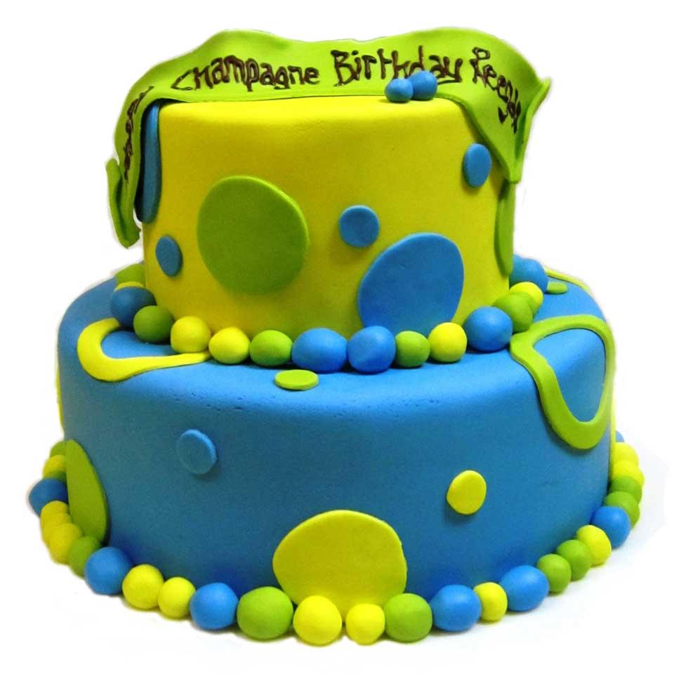 Invermere Bakery - Birthday Cake