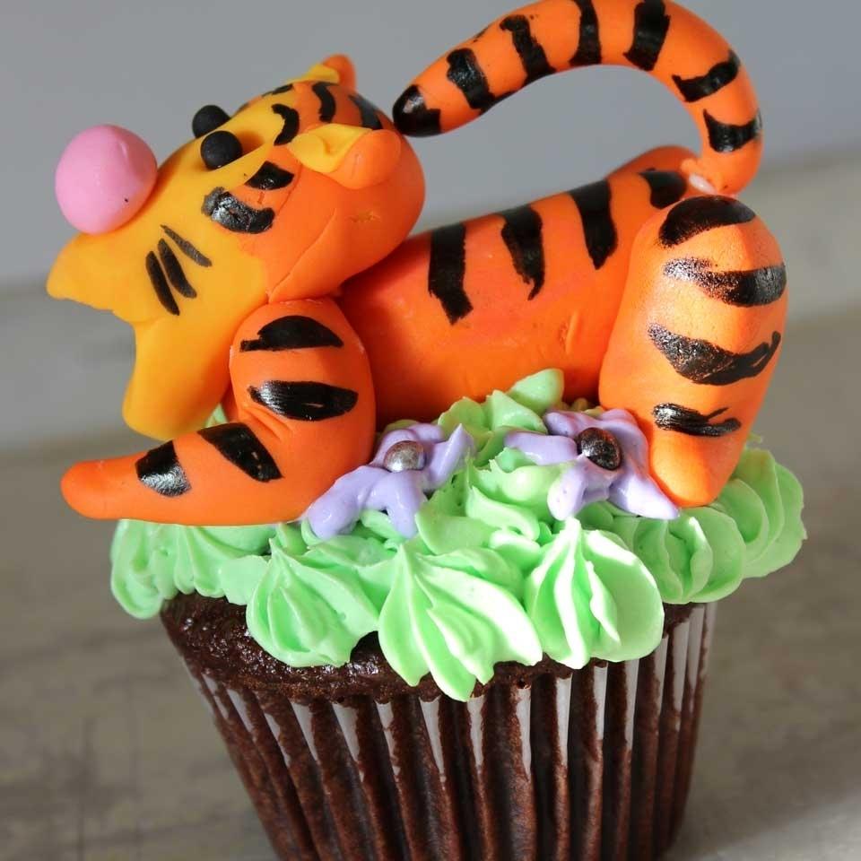 Invermere Bakery - Cupcake Tigger