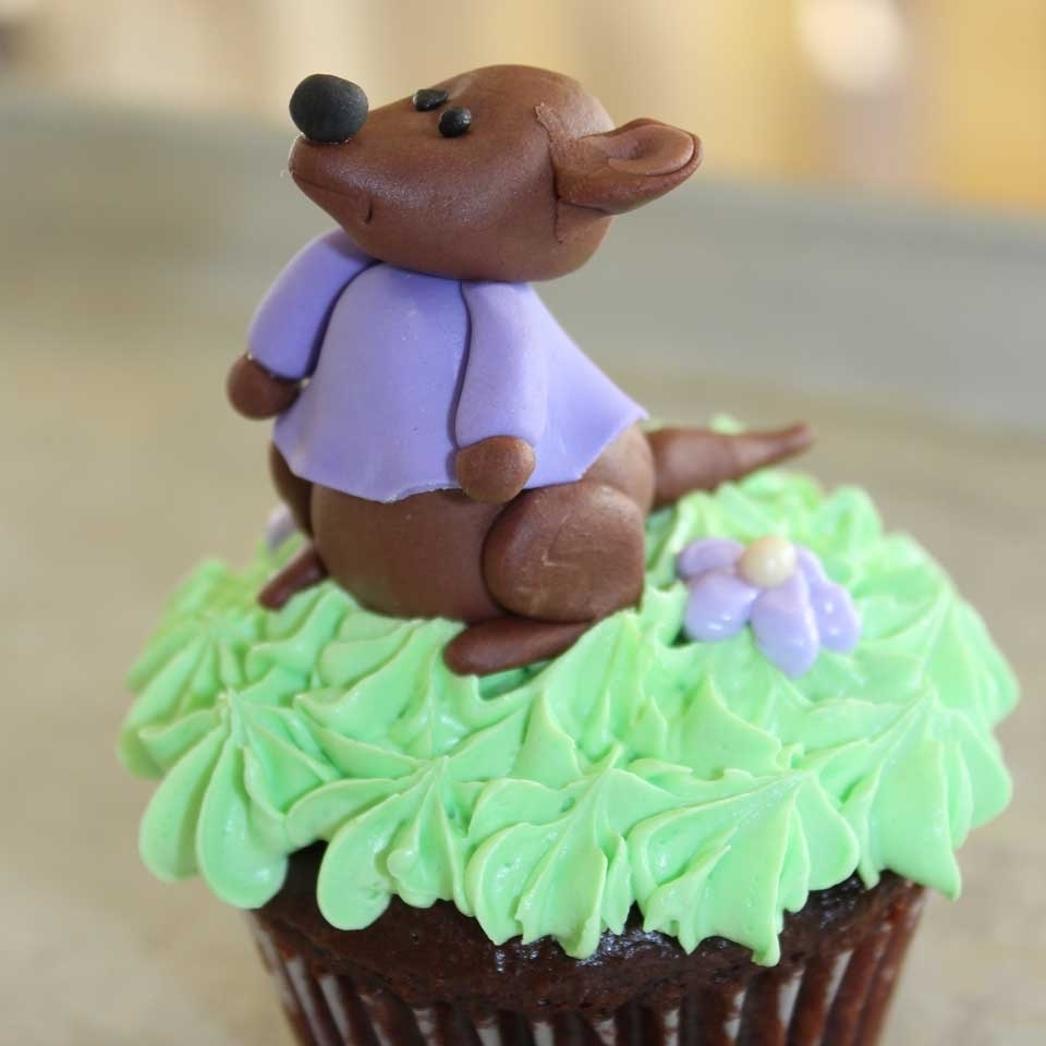 Invermere Bakery - Cupcakes - Roo