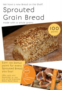 sprouted bread promo