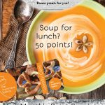 The Bakery - loyalty points special - Soup in January 2017