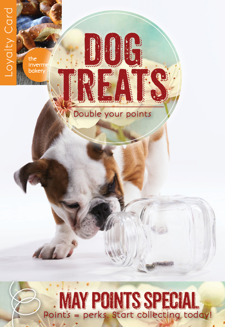 Doggy Treats - Points Special