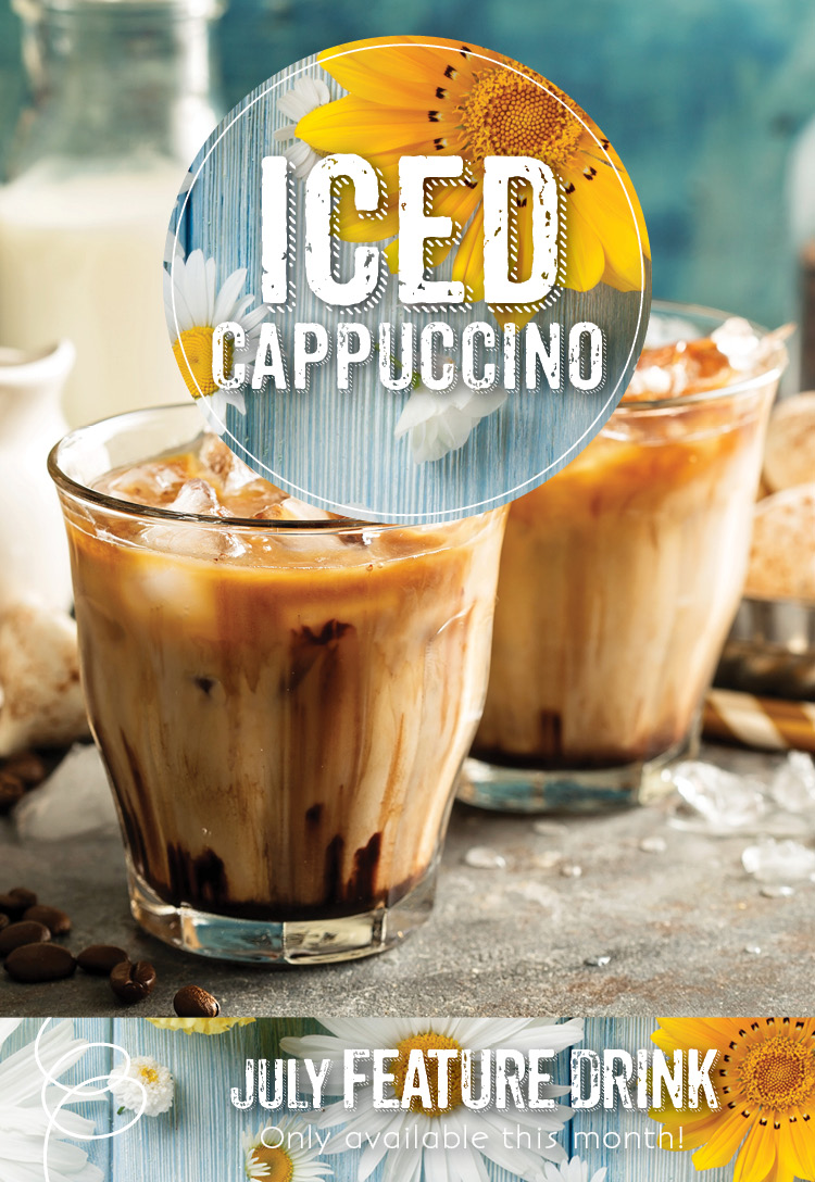 The Invermere Bakery Feature - Iced Cappuccino