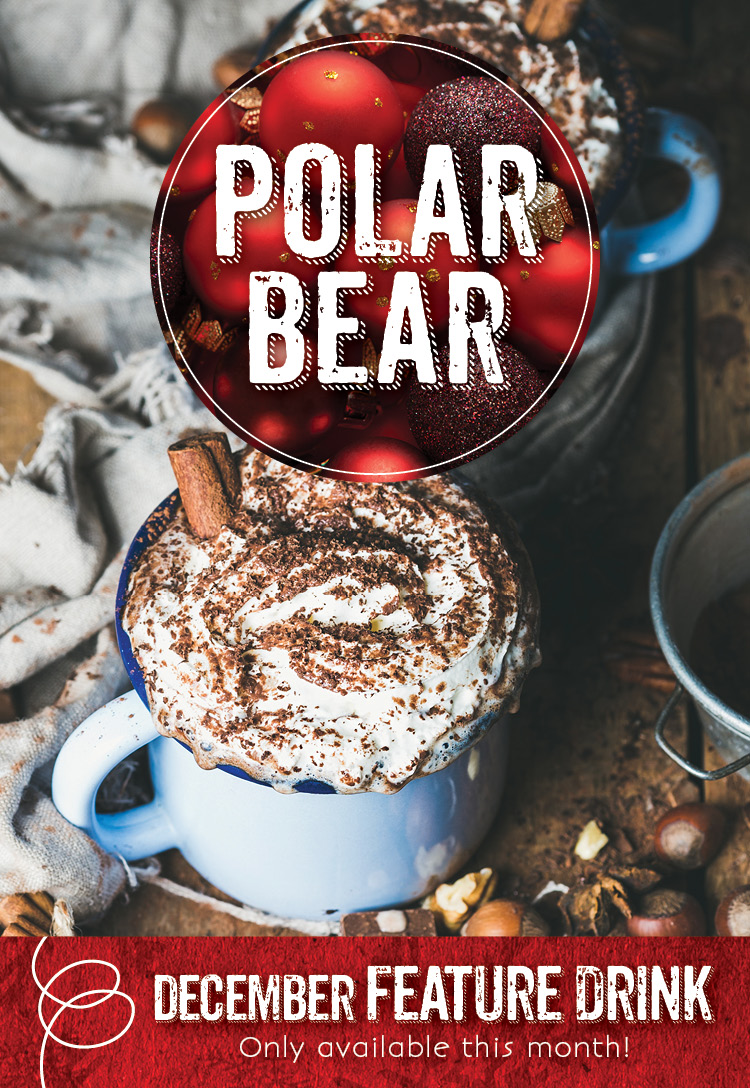 The Invermere Bakery's Feature Drink